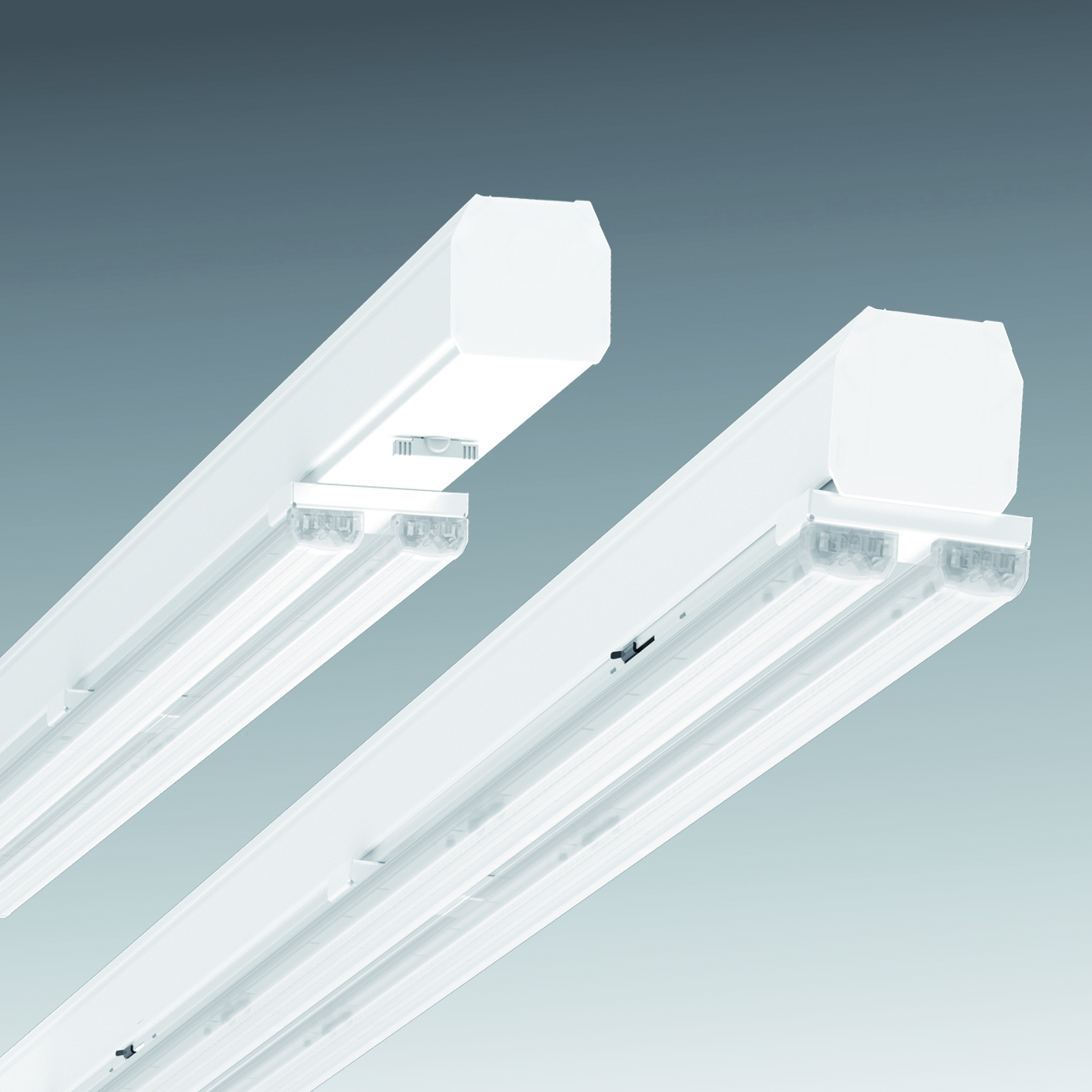 high output led armatuurunits van regiolux