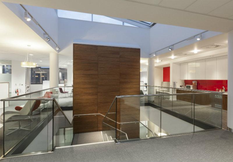 ERCO:Een sfeervol kantoor - LED-verlichting voor een advocatenkantoor
