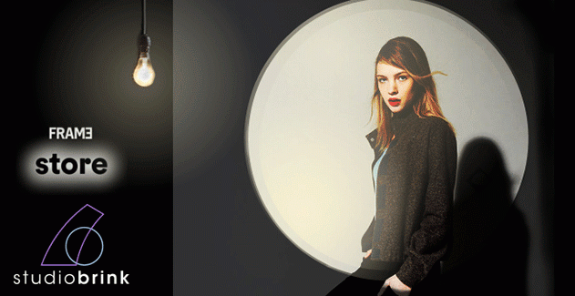 brink licht organiseert mode show