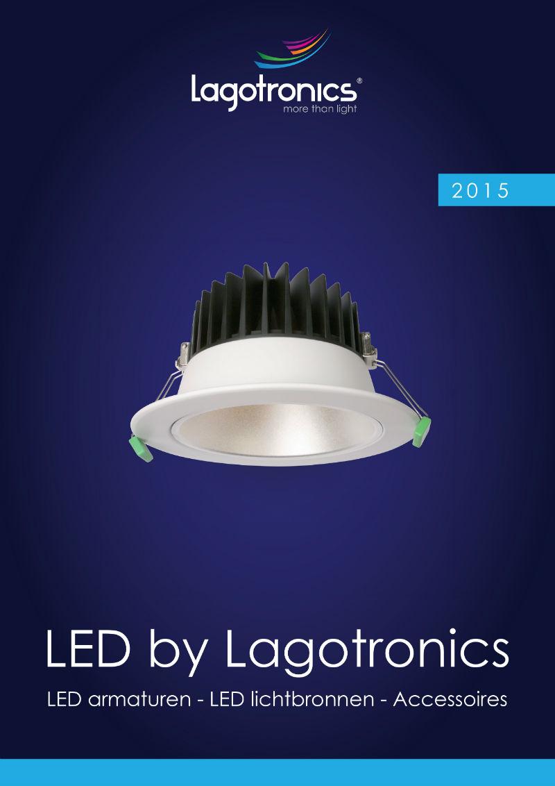 Nieuwe LED catalogus en producten van DecaLED