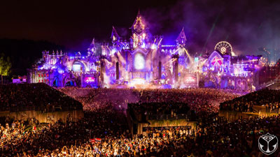 TOMORROWLAND 2015 EEN PROJECT VAN INVENTDESIGN