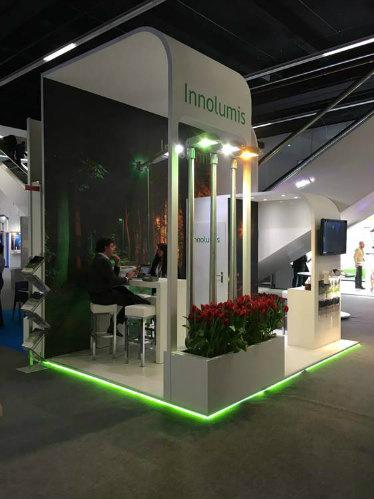 Op de Light + Building beurs toont Innolumis voor het eerst een ...