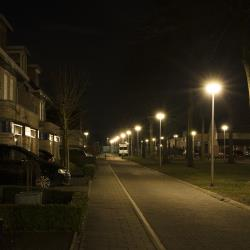 Operatie LED in Woudenberg afgerond