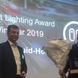 Provincie Zuid-Holland wint Smart Lighting Award