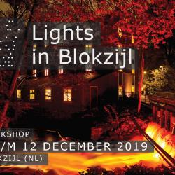 Fagerhult Zilver sponsor Lights in Blokzijl