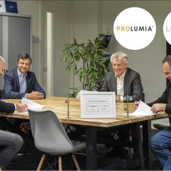 Trusted partnership voor Prolumia en Luminext
